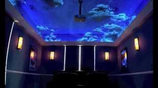 getlinkyoutube.com-SKY MURALS, clouds and ceiling murals