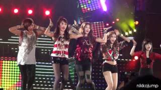 getlinkyoutube.com-[Fancam] 120407 T-ara Talk & Lovey Dovey @ KMW in BKK 2012