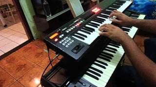 getlinkyoutube.com-Roland XPS-10 vs  Roland XP80 Nice Piano