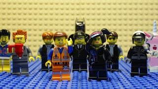 getlinkyoutube.com-LEGO Everything is Awesome Music Video (Song from the Lego Movie!)