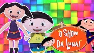 getlinkyoutube.com-O Show da Luna! Boneca Luna e Jupiter de Pelucia com Musica Brinquedo Luna em Portugues - Turma kids