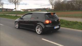 getlinkyoutube.com-VW Golf 5 GTI Hybrid turbo K03-K04 Snail Performance