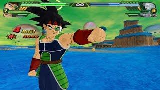 getlinkyoutube.com-Bardock and Vegeta Fusion (Dragon Ball Z Budokai Tenkaichi 3 Fusion MOD)