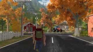 getlinkyoutube.com-Unity3d survival game prototype