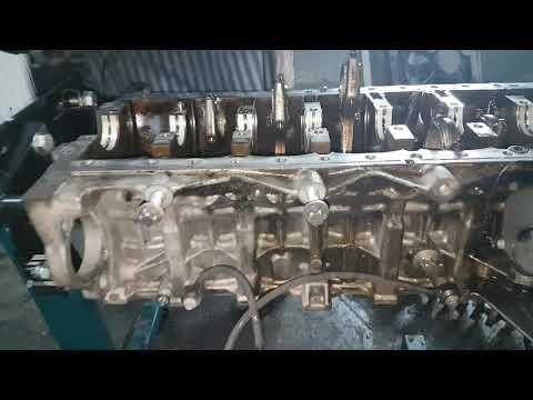 Задиры вкладышей БМВ Х5 Е70 N52