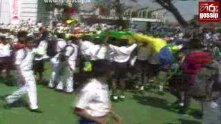 clash between a cricket match in Kurunegala