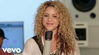 getlinkyoutube.com-Shakira - Try Everything (Official Video)