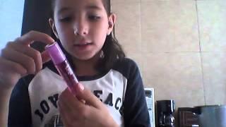 getlinkyoutube.com-Mis compritas de  brillos labiales