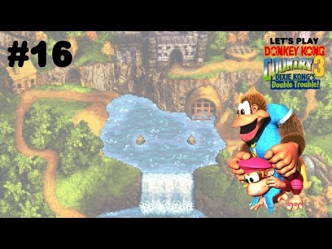 kitteh Co-Ops: *Donkey Kong Country 3: Dixie Kong's Double Trouble* #16