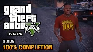 getlinkyoutube.com-GTA 5 - 100% Completion Guide