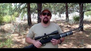 getlinkyoutube.com-RWS / Hammerli 850 Air Magnum Pellet Rifle With Mod's
