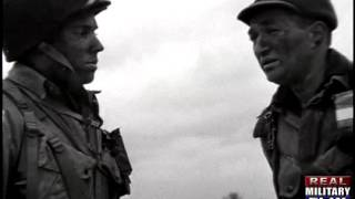 getlinkyoutube.com-Raw Footage 82nd Airborne prepares for D-Day