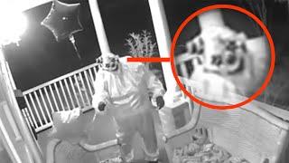 getlinkyoutube.com-Top 15 Scariest Things Caught On Surveillance Footage