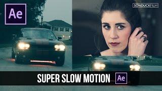getlinkyoutube.com-Twixtor Tutorial: Create Super Slow Motion in After Effects