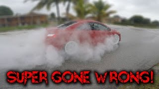 HOONING THE CIVIC GOES TERRIBLY WRONG!!!
