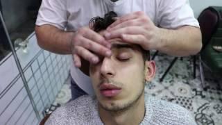 ASMR Turkish Barber Massage With Great Facial Care 18 (24 Mins)