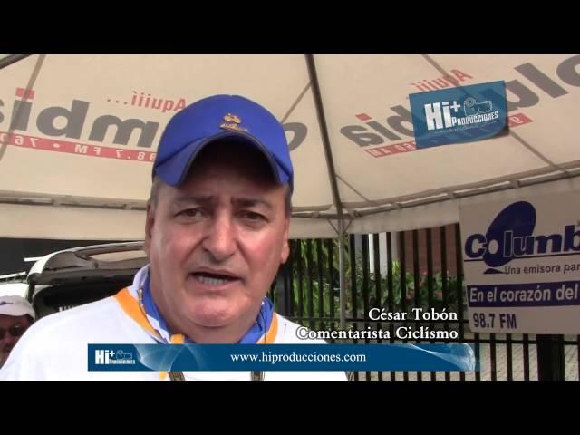 César Tobón comenta de Hi+producciones