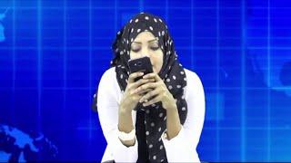 getlinkyoutube.com-Ila Qosol: Weriye Sagal Mustafe oo Diiday inay warka aqriso.