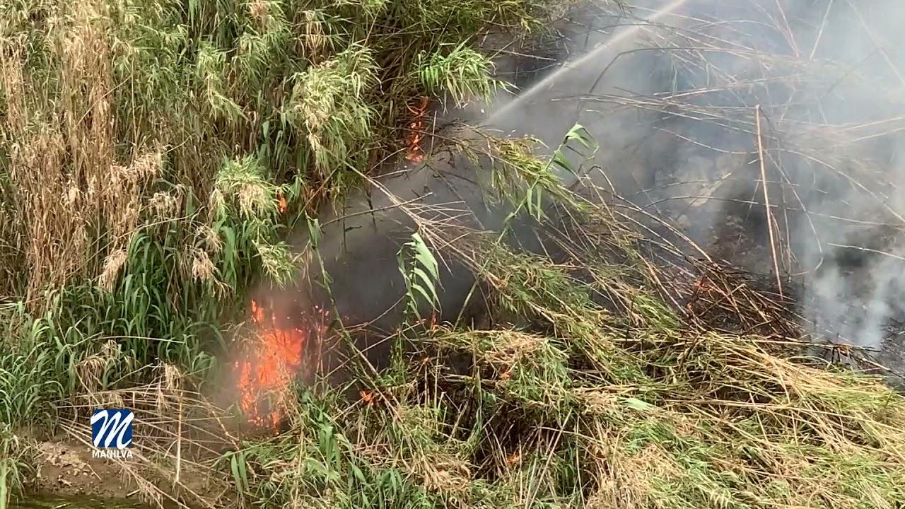 Prohibido encender fuego hasta el 15 de octubre