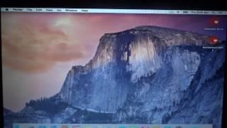 getlinkyoutube.com-Yosemite 10.10.1 Hackintosh on Acer Aspire 4738 (2GB RAM)