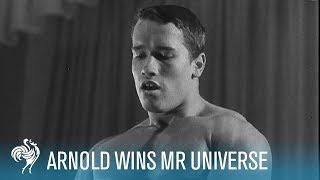 getlinkyoutube.com-Arnold Schwarzenegger Wins Mr Universe (1969)