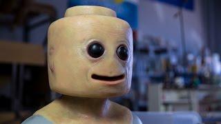 getlinkyoutube.com-Real-Life LEGO MiniFig Cosplay!