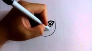 getlinkyoutube.com-วาดการ์ตูนกันเถอะ สอนวาดการ์ตูน นารุโตะ ง่ายๆ หัดวาดตามได้