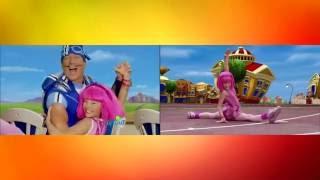 getlinkyoutube.com-Lazy Town - Bing Bang Duet (Julianna Mauriello & Chloe Lang)