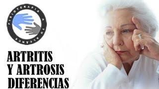 getlinkyoutube.com-Artritis y artrosis, diferencias causas y sítomas