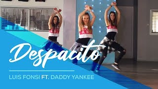 getlinkyoutube.com-DESPACITO - Luis Fonsi ft Daddy Yankee -Easy Fitness Dance - Baile - Choreography Coreografia