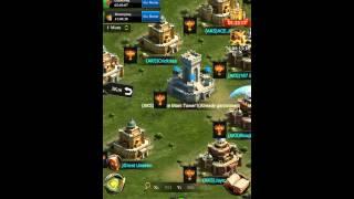 getlinkyoutube.com-Alliance Tower Clash of Kings