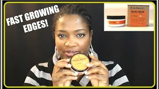 getlinkyoutube.com-FAST GROWING EDGES WITH MY FAVORITE PRODUCTS NeziNapps