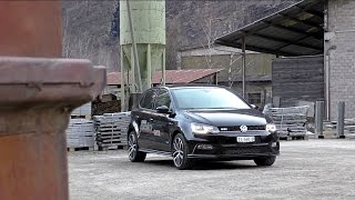 getlinkyoutube.com-VW Polo GTI 1.8T 2015 | Details, Driving and Sound