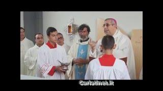 Inaugurazione Chiesa Madonna di Lourdes in Tramonti 03 04 2016