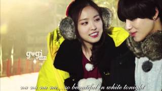 getlinkyoutube.com-[FMV] Beautiful in white - Taeun couple