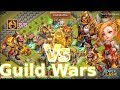 Castle Clash Guild War_ Anubis Vs Gunslinger_ Ronin_Anubis