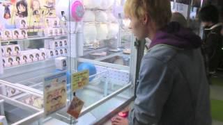 getlinkyoutube.com-UFOキャッチャー (けいおんフィギュア)Crane Game K-On! Figure PDS