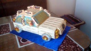 getlinkyoutube.com-Машина из конфет