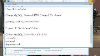 getlinkyoutube.com-Making AQW Private Server Using HP Files 2014 Part 1 -Tutorial By Edward Amora-