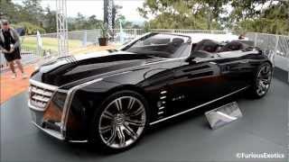 getlinkyoutube.com-Cadillac Ciel Concept