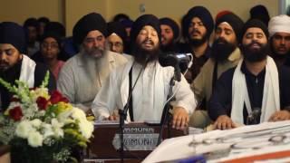 getlinkyoutube.com-17 - New York Samaagam 2016 - Bhai Jagpal Singh - Saturday Night