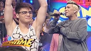 getlinkyoutube.com-It's Showtime: Vice is insecure of Ronnie?