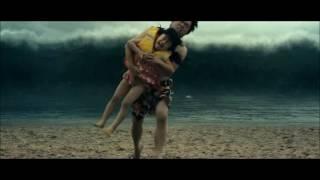 Tidal Wave movie Main Tsunami Scene