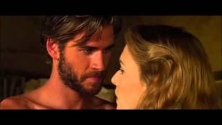 The dressmaker - Tilly and Teddy kisssing