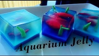 getlinkyoutube.com-Aquarium Jelly Art