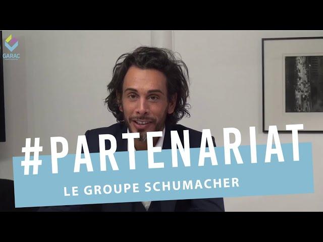 Edouard Schumacher, PDG du Groupe, présente le groupe familial et sa politique de recrutement