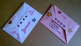 getlinkyoutube.com-#Origami - Sobre para carta o carta desplegable!!