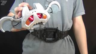getlinkyoutube.com-[1080p] DX Arc & Rey Kivat Set  Demo - Kamen Rider Kiva