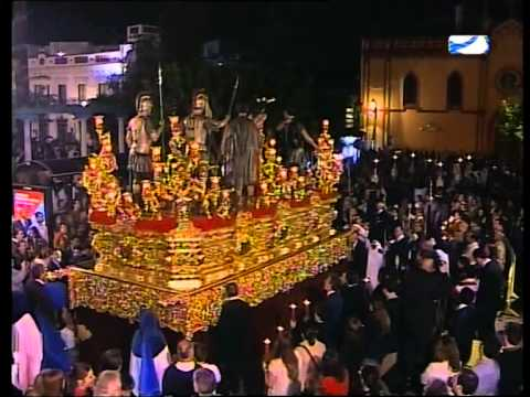 Señor de la Flagelación En Plaza de las Angustias | Miércoles Santo | Jerez 2014
