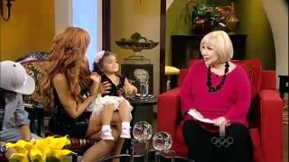 getlinkyoutube.com-Aylín Mujíca y sus bellos hijos Pa'Lante con Cristina
